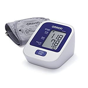 Omron OM-M2 Basic Tensiómetro, Color Blanco - 517 gr