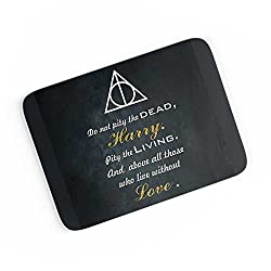 PosterGuy A4 Mouse Pad - Harry potter Dont pity the dead | Designed by: Gagsyart