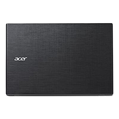 Acer Aspire E5 15.6-Inch Gaming Laptop (Intel Core i5-5200U, 8 GB RAM, 1 TB Hard Drive, Windows 10 Home), Black