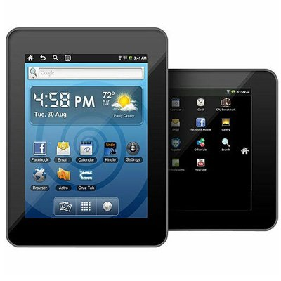 Velocity Micro T301 Cruz 7-Inch Android 2.0 Tablet (Black)