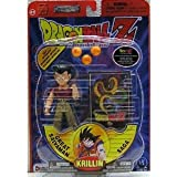 Dragonball Z - Great Sayiaman Saga - Krillin - with exclusive Collectable Game Card - 5 inch scale Action Figure