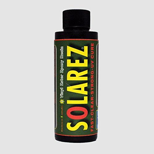 Solarez UV Cure Vinyl Ester Epoxy Resin (4 Oz) (Infusion Resin compare prices)