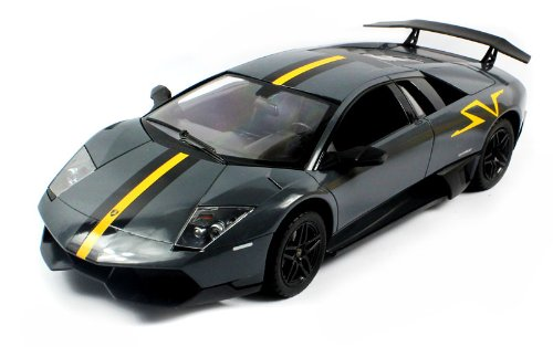 Today Sale Officially Licensed Lamborghini Murcielago LP670-4 SV Electric RC Car 1:14 RTR (Special Edition)