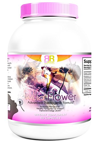 wild-flower-no-workout-or-exercise-needed-natural-thermogenic-fat-burner-supplement-capsule-for-wome