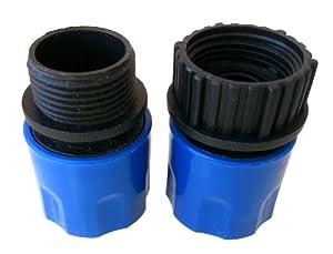 TNB Adaptateur extensible pour tuyaux d'arrosage