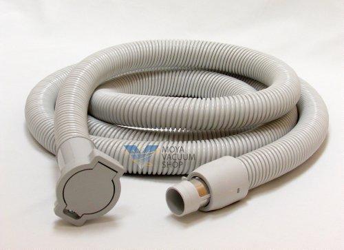 Generic Central Vacuum Cleaner Extension Hose Low Voltage, 12' (Central Vacuum Cleaner Hose compare prices)