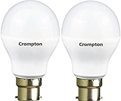 Crompton Base B22 14-Watt LED Bulb (Pack of 2, White)