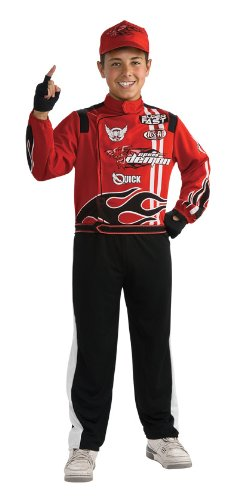 Rubie's Deluxe Race Car Driver Costume