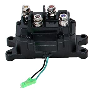 kfi products atv cont replacement winch. Black Bedroom Furniture Sets. Home Design Ideas