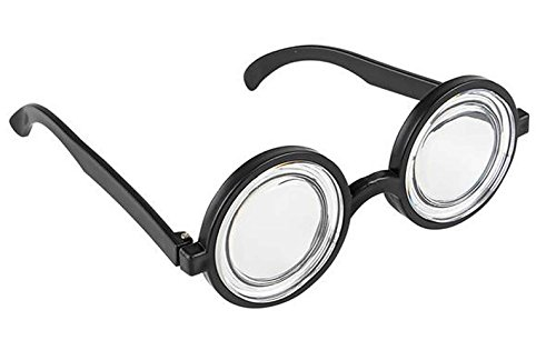 Docooler Funny Glasses for Halloween Masquerade Cosplay Makeup (Ramdon Type Ship)