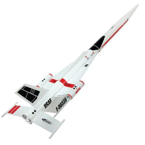 Estes 3027 Satellite Interceptor Flying Model Rocket Kit