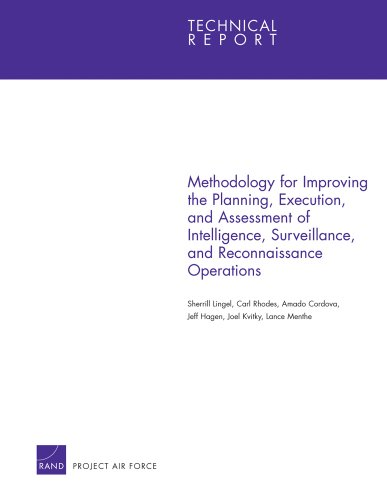 Methodology for Improving the Planning, Execution, and Assessment of Intelligence, Surveillance, and Reconnaissance Operations (Technical Report (RAND))