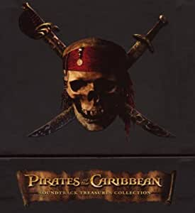 Pirates of the Carribean: Soundtrack Treasures Collection