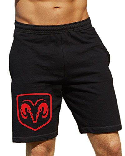 dodge-shorts-m-schwarz