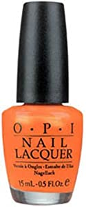 OPI Nail Polish Totally Tangerine NLB41