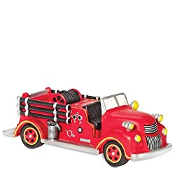 Department 56 A Christmas Story Fire Truck Accessory