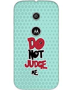 Motorola Moto E Back Cover Designer Hard Case Printed Cover