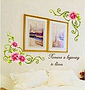 Christmas Decoration Wall Decor Removable Decal