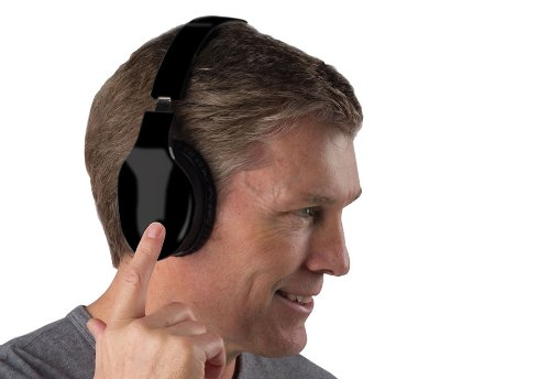 Touch Sensitive Bluetooth Headphones