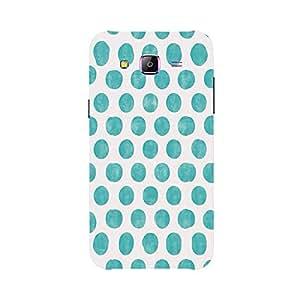 Back cover for Samsung Galaxy J3 Polka dots 2