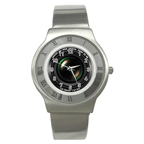 nikon-coolpix-digital-camera-with-stainless-watch