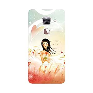 Digi Fashion Designer Back Cover with direct 3D sublimation printing for HTC One M9