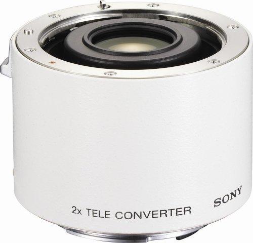 Sony SAL-20TC 2.0x Teleconverter Lens for Sony Alpha Digital SLR Camera
