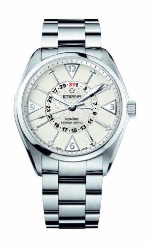 eterna 1592.41.11.0217 - Reloj de pulsera hombre
