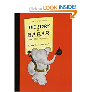 The Story Of Babar, The Little Elephant - Read Aloud with