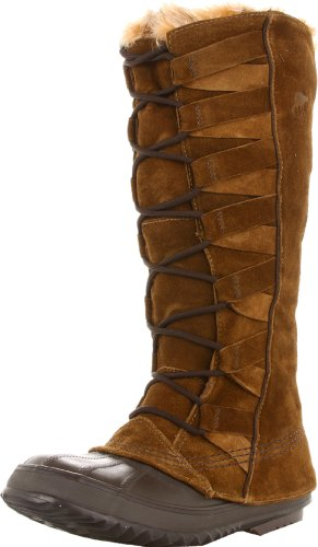 Sorel Cate Of Alexandria Boot - Women's Autumn Bronze/Bark, 6.0
