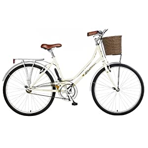 "Viking Westwood 18"" Ladies Traditional Dutch Bike"