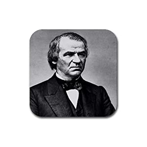 President Andrew Johnson Coasters - Set of 4