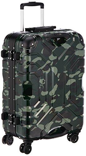 [シフレ] siffler スーツケース グリップマスター エスケープ 58cm 52L 5.1kg  中型サイズ TSAロック B5225T-58 メイサイ (メイサイ)