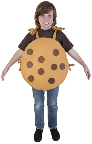Child Cookie Costume Small 4-6
