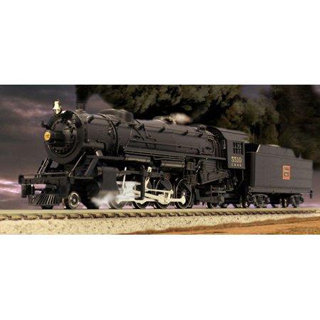 N USRA 2-8-2 Mikado, CB&Q #5502 - Buy N USRA 2-8-2 Mikado, CB&Q #5502 - Purchase N USRA 2-8-2 Mikado, CB&Q #5502 (Kato USA, Inc., Toys & Games,Categories,Play Vehicles,Trains & Railway Sets)