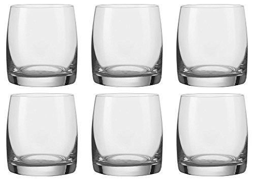 bohemia-bicchieri-da-whisky-vetro-transparent-6-pack-ideal-290ml