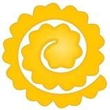 Spellbinders Die Spiral Blossom Four