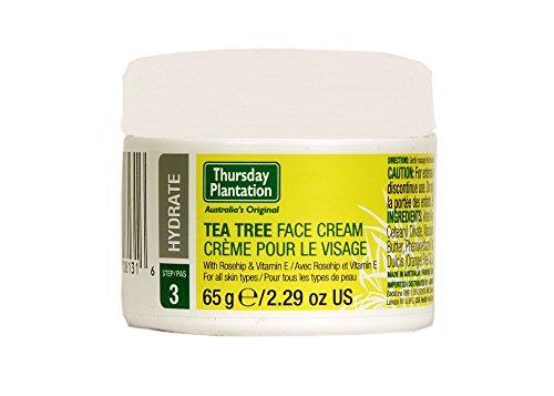 Thursday impianto Tea Tree Face Cream 65g
