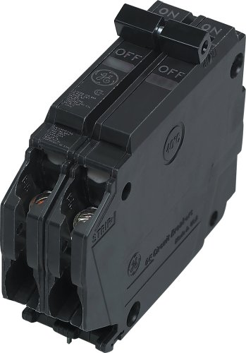 General Electric THQP220 Thin Series 2-Pole 20-Amp Circuit Breaker (Slimline Air Conditioner compare prices)