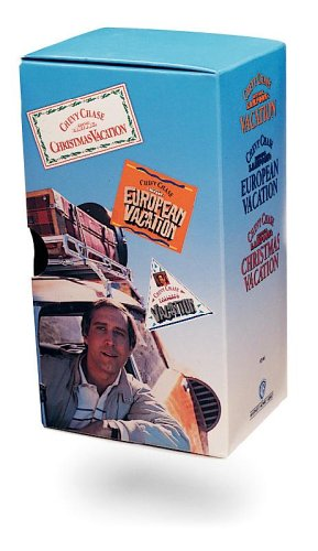 National Lampoon's Vacation Gift Set [VHS]