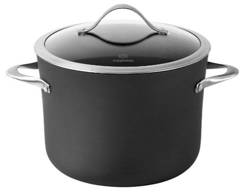 Calphalon Contemporary Nonstick 8-Quart Stockpot with Glass Lid