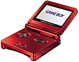 Video Games - Game Boy Advance SP - Flame