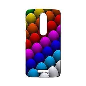 BLUEDIO Designer Printed Back case cover for Motorola Moto X3 (3rd Generation) - G2657