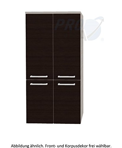 Pelipal Lunic Bathroom Cupboard (MD LU - 05 Bathroom Comfort N 60 x 122 x 33 CM