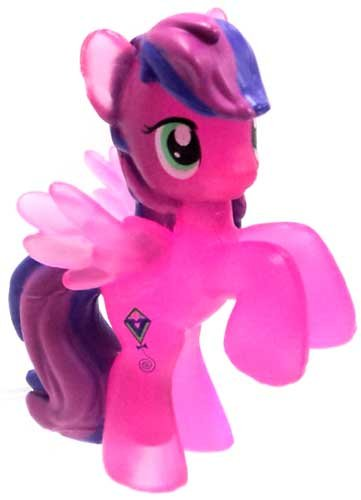 My Little Pony Friendship is Magic 2 Inch PVC Figure Series 7 Skywishes - 1