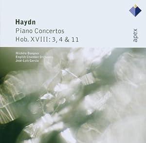 Haydn: Piano Concertos, Hob. Xviii Nos 3, 4 & 11