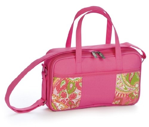 Picnic Plus PS2-210-PP Pink Paisley Highgate Component Carrier