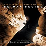 "Batman Beginsvon ""James Newton Howard"""