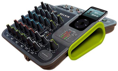Belkin TuneStudio Portable Digital Multitrack Recorder