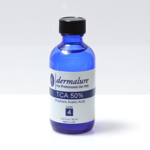 Trichloro Acetic Acid - TCA Peel 50% Pro Size (Level 4 Ph 0.6)